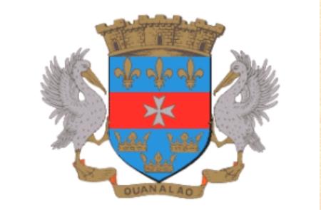 Drapeau Saint-Barthélemy
